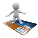 flying-credit-card