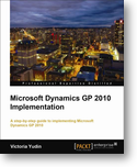 Dynamics GP 2010 Implementation