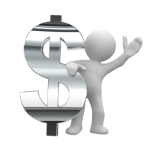 dollar chrome symbol